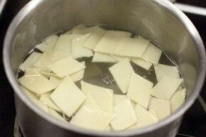 Ciasto na łazanki  – krok 4