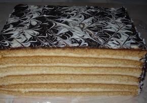 Ciasto Stefanka