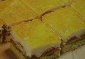 Ciasto Toffi z biszkoptami
