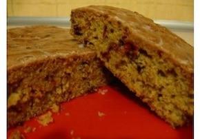 Ciasto z czerwonymi buraczkami