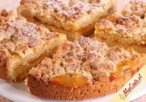 Ciasto z konfiturą pomarańczową