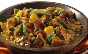 Curry z jagnięciną