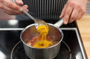 Currywurst – krok 3