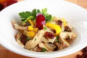 Cynamonowy kurczak