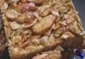 Dietetyczne batoniki owsiane