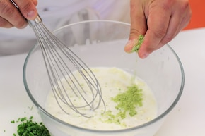Dip camembert – krok 3