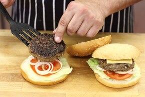 Domowe burgery – krok 4