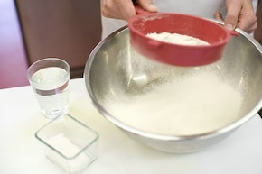 Domowe nachos – krok 1