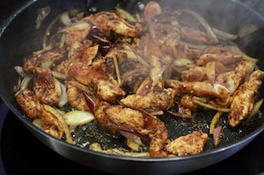 Donner Kebab – krok 2