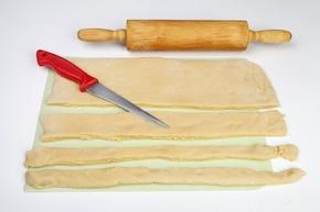 Drożdżówki z serem – krok 4