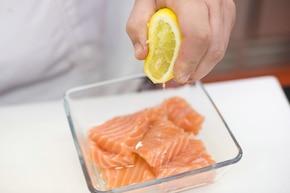 Duet mięsa i ryby  – krok 2