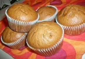 Dyniowe muffiny