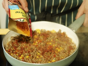 Enchiladas z chilli con carne – krok 2