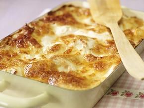 Lasagne z bakłażanem