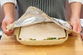 Extra ostra lasagne z grillowaną papryką – krok 5