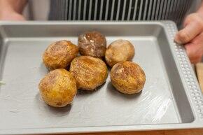 Faszerowane ziemniaki  – krok 1