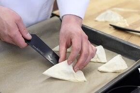 Figi z serem w cieście filo – krok 5