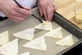 Figi z serem w cieście filo – krok 6