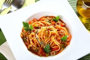 Gangsterskie spaghetti po sycylijsku
