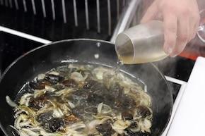 Gnocchi à la kopytka z sosem grzybowym – krok 4