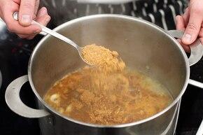 Gołąbki z kaszą jaglaną i serem wędzonym – krok 5