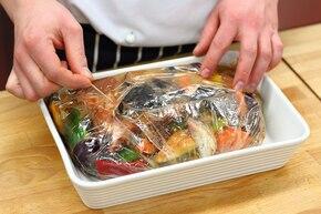 Grecka pieczeń z warzywami – krok 4
