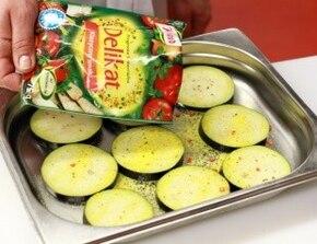 Grecka zapiekanka warzywna   – krok 1