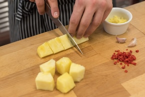 Grillowane udka z sosem teriyaki – krok 1