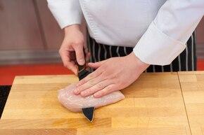 Grillowany kurczak w curry  – krok 1