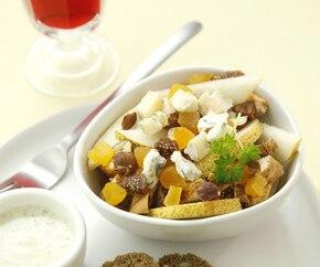 Sałatka z gruszkami