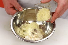 Zapiekane naleśniki ze szpinakiem – krok 3