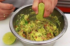 Guacamole - VIDEO – krok 3