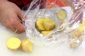 Gulasz ziemniaczano-grzybowy – krok 1