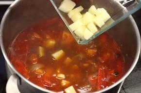 Gulaszowa z wołowiną – krok 5