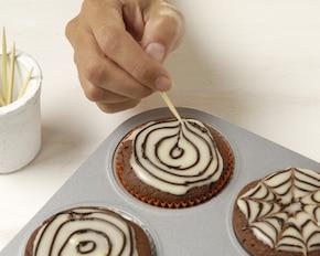 Dyniowe cupcakes – krok 6
