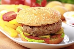 Hamburger w ziołach – krok 6