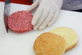 Hamburgery – krok 5
