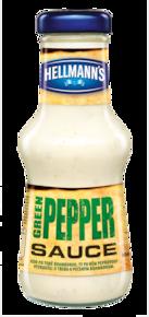 Sos Hellmann's Green Pepper