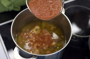 Hiszpańska zupa – krok 5