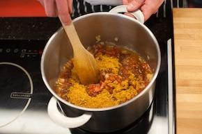 Hiszpańskie gazpacho – krok 2
