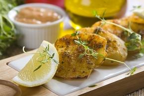 Hiszpańskie ziemniaki na ostro
