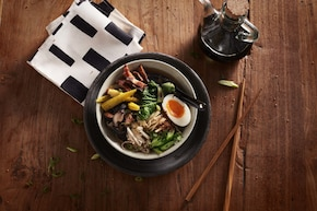 Japońska zupa ramen