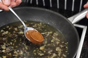 Kaczka z sosem śliwkowym – krok 4