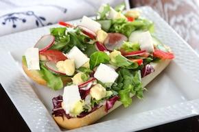 Kanapka warzywna