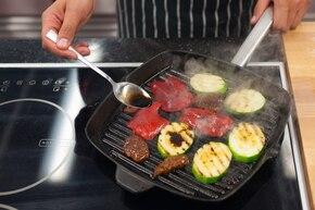 Kanapki z grillowanymi warzywami i kiełkami słonecznika – krok 2