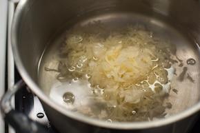 Kapuśniak z wołowiną – krok 1