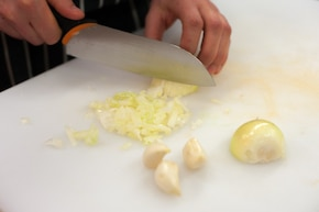 Kapuśniak ze słodkiej kapusty  – krok 1