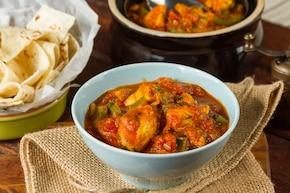 Karahi Chicken, czyli kurczak w indyjskim wydaniu
