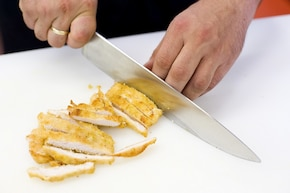 Karnawałowa sałatka z kurczakiem – krok 3