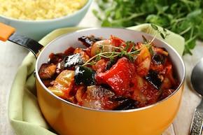 Kasza jaglana smażona z warzywami